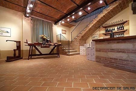 Tipos de baldosas y azulejos for Baldosas interior baratas