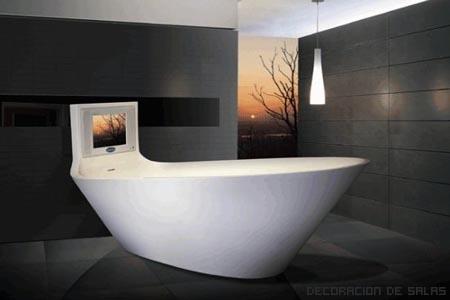Ba o con televisi n - Vasche da bagno di lusso ...