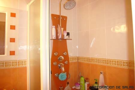 Los colores del baño