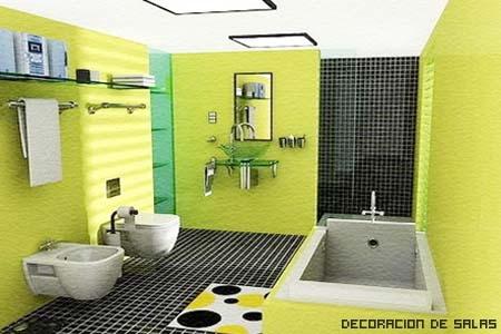 Colores para el cuarto de baño