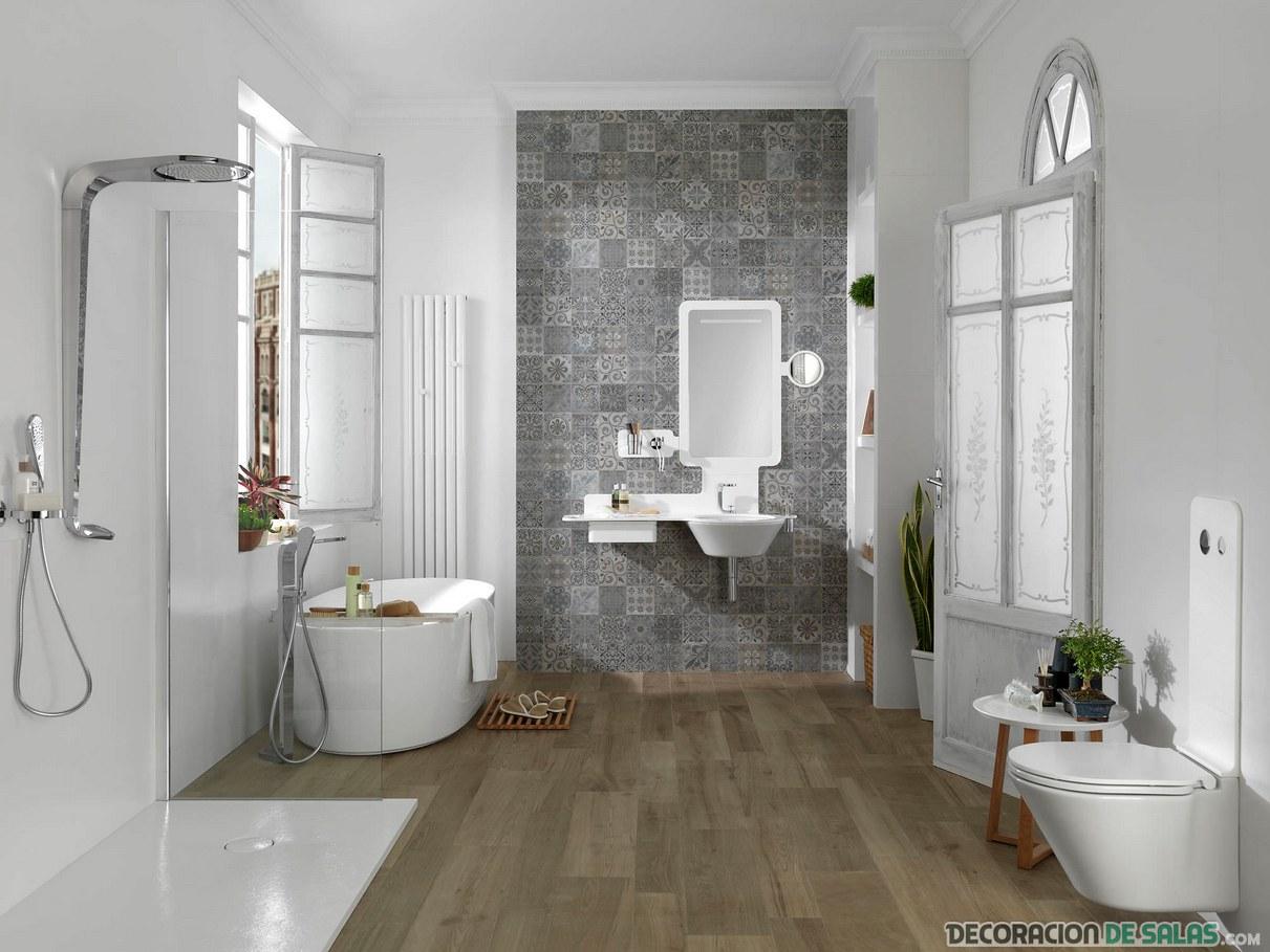 5 elementos imprescindibles en todo ba o On baños amplios y modernos