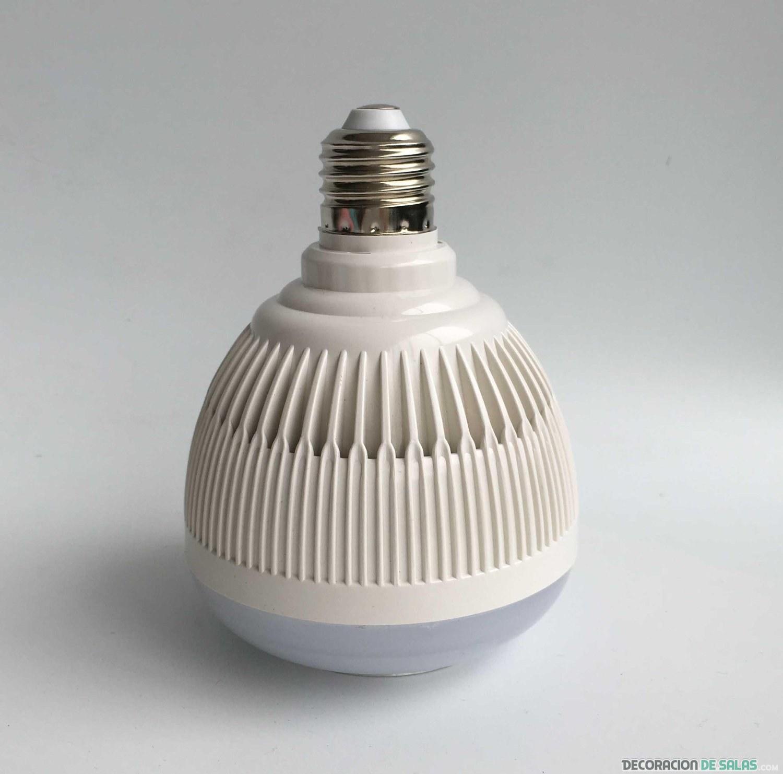 bombillas con altavoz