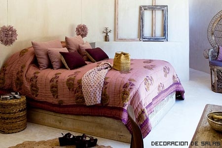 Estilo boho chic for Cuartos hippies