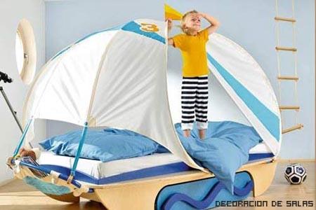 Habitaciones infantiles con imaginación