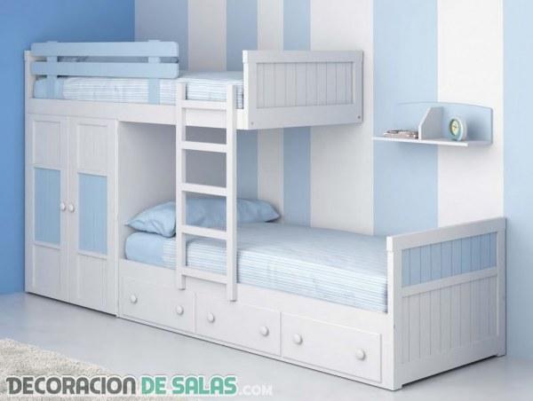 Muebles básicos para familias grandes
