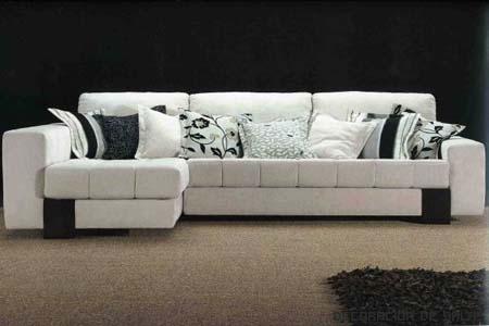 Un sof como nuevo - Cambiar relleno sofa ...