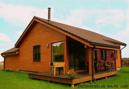 Casas de madera - Seguros casas de madera ...
