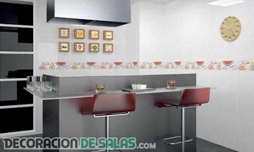 Azulejos decorativos para la cocina - Azulejos decorativos cocina ...