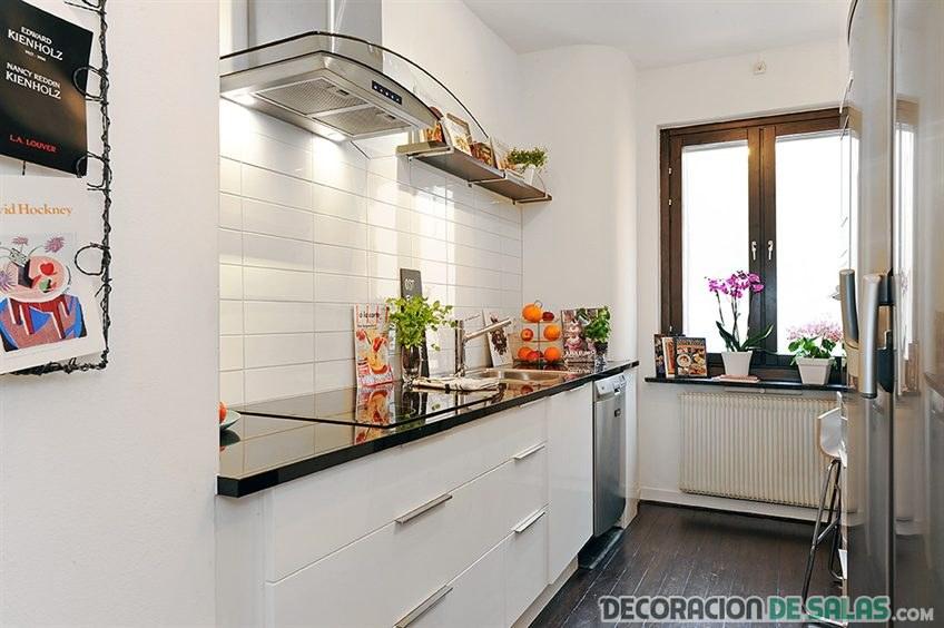 Cocinas y ba os reformados con azulejos pintados - Modelos de azulejos para cocina ...