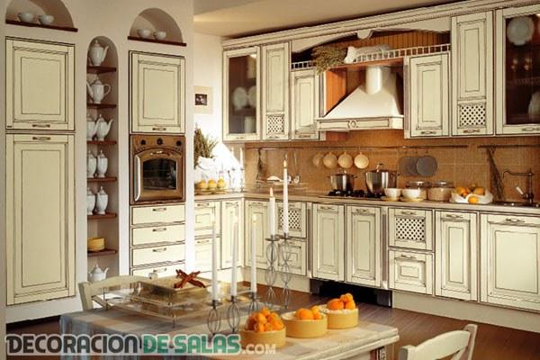 Cocinas con estilo provenzal - Cocina estilo provenzal ...