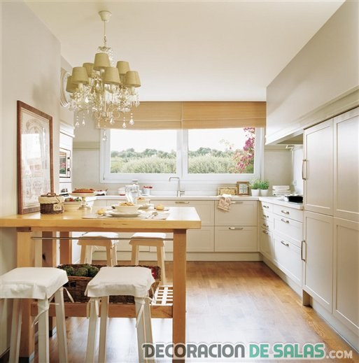 Modelos de cocinas con office - Cocinas con office ...
