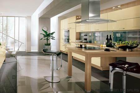 Cocina con office - Cocinas con office fotos ...