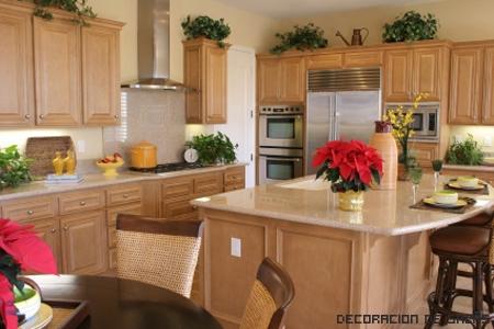 Cocina alquilada - Como limpiar muebles de madera de cocina ...