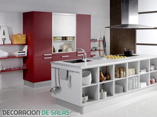 Muebles auxiliares para cocinas - Muebles cocina auxiliares ...