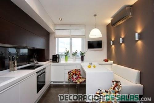 Los mejores colores para pintar tu cocina - De que color pintar la cocina ...