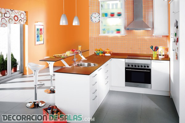 Cocinas modernas de leroy merlin for Pintura azulejos cocina leroy merlin