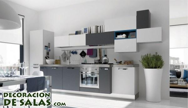 El color gris en tu decoraci n de interiores for Decoracion de interiores en color gris
