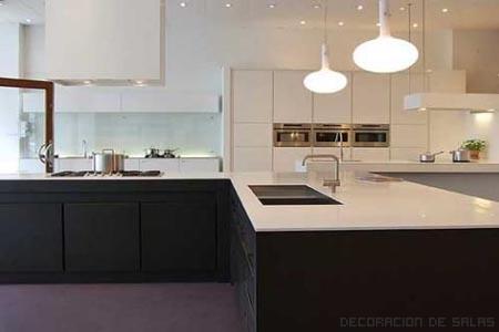 Decora tu cocina con cualquier estilo for Cocinas estilo moderno
