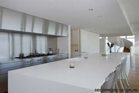 Apartamento de tres pisos de Hugh Jackman