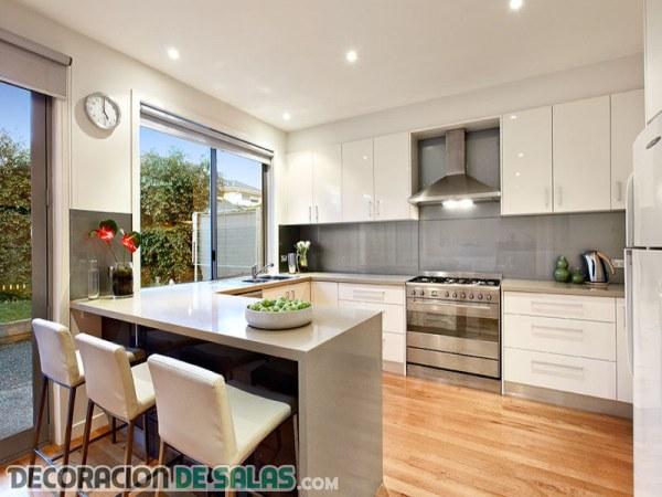 Ideas para tener una cocina moderna