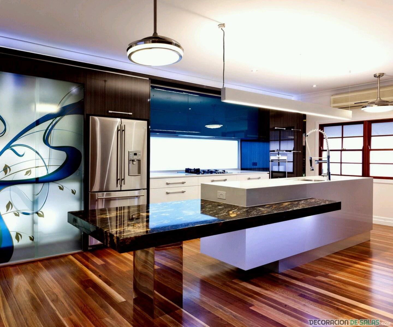 Modelos de cocinas ultra modernas for Cocinas ultramodernas
