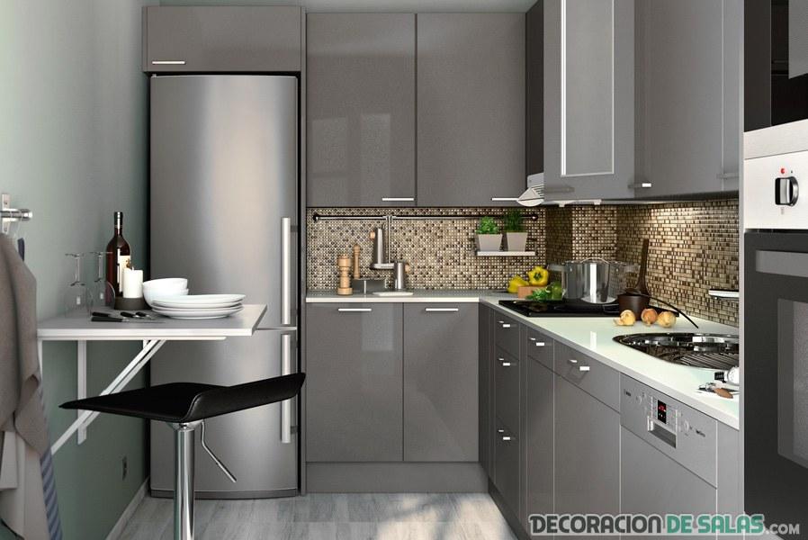 Cocinas modernas de leroy merlin - Cocinas practicas y modernas ...