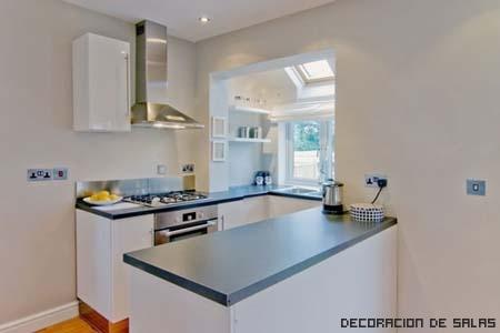 Consejos para una cocina peque a ii for Sala cocina pequena