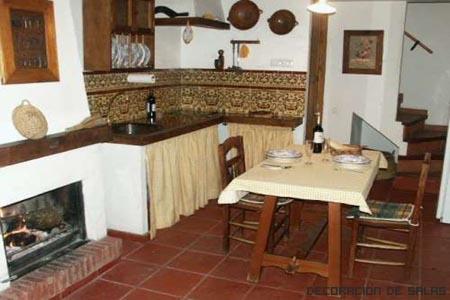 Decora tu cocina con cualquier estilo for Cocinas rurales