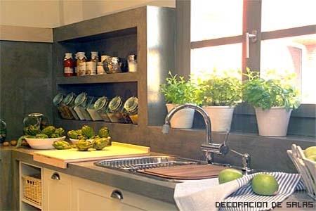 Consejos para una cocina pequeña (I)