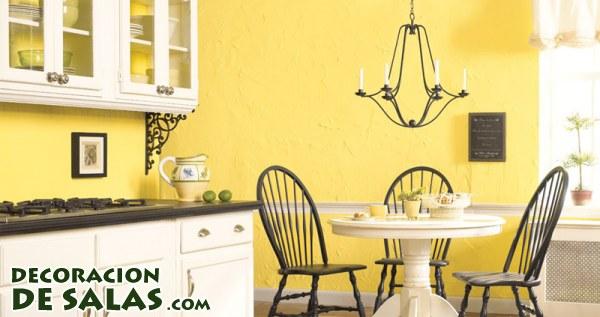 Colores que marcan tendencia en la decoración