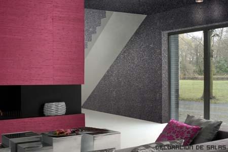 Paredes de varios colores - Combina colores en paredes ...