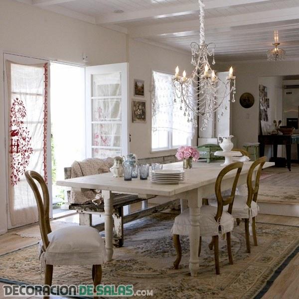 Sale un toque chic a tu decoración de interiores
