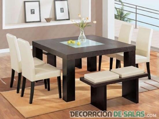 Pasos b sicos para decorar un comedor perfecto for Basicos muebles contemporaneos