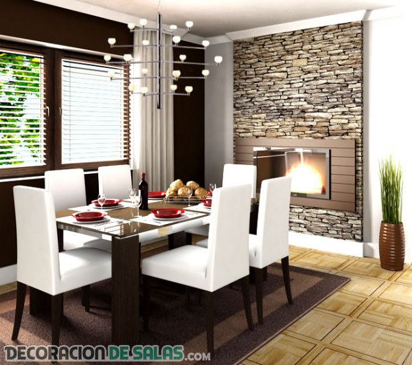 Ideas para la decoración de tu comedor formal