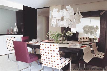 Como decorar el comedor - Decorar un comedor moderno ...