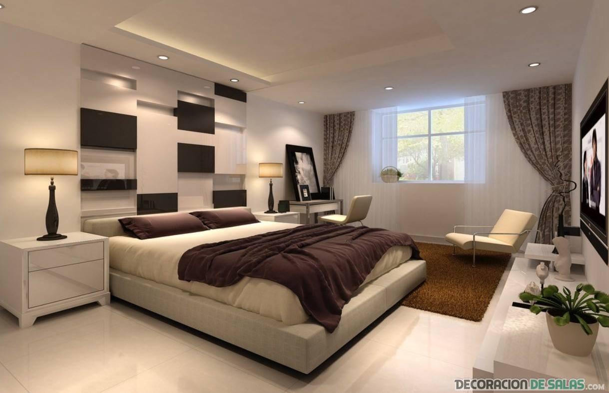 como decorar dormitorios grandes