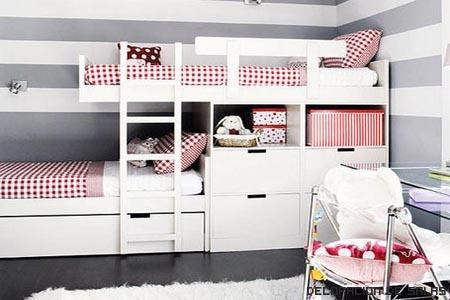 Trucos para pintar habitaciones pequeñas