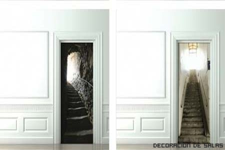 Vinilos decorativos para puertas de cocina - Vinilos puertas cocina ...