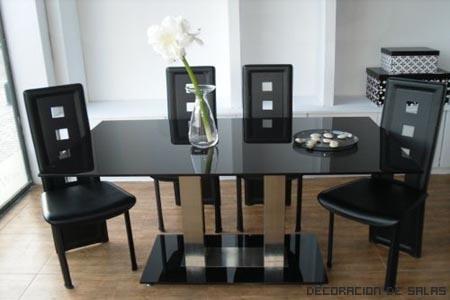 Elige la mejor silla para el comedor for Tipos de sillas para comedor