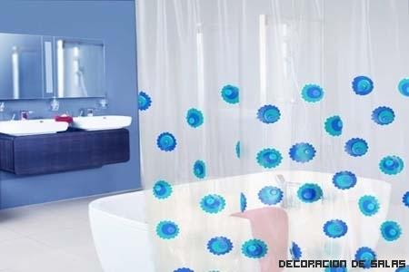 Cortinas de baño o mamparas
