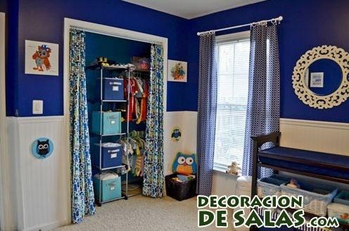 Cortinas para tapar muebles for Cortinas para muebles