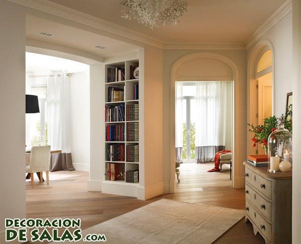 S cale provecho a los arcos del hogar for Cual es el techo mas economico para una casa