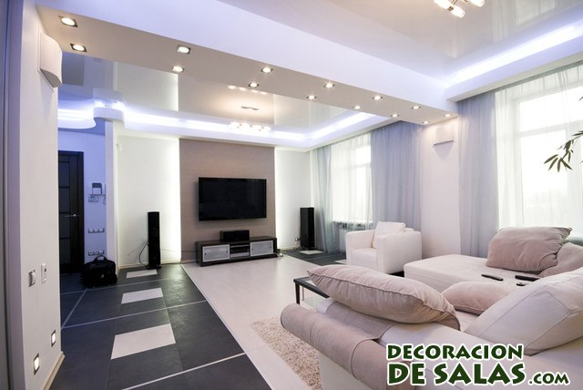 decoracin con luces led