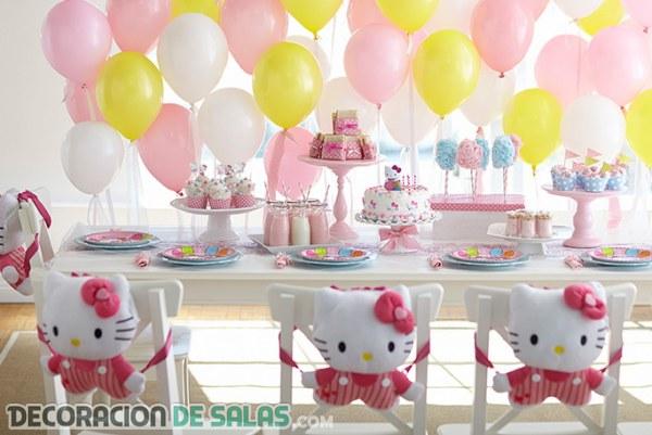 Decoraciones para fiestas de cumplea os infantiles - Decoracion fiesta 18 cumpleanos ...