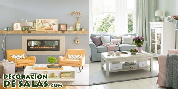 Decoracin salones pequeos affordable decoracin salones - Decoracion de interiores salones pequenos ...