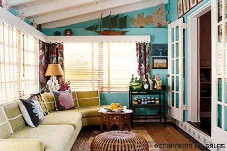 Combina estilos en una misma estancia - Decoracion eclectica ...