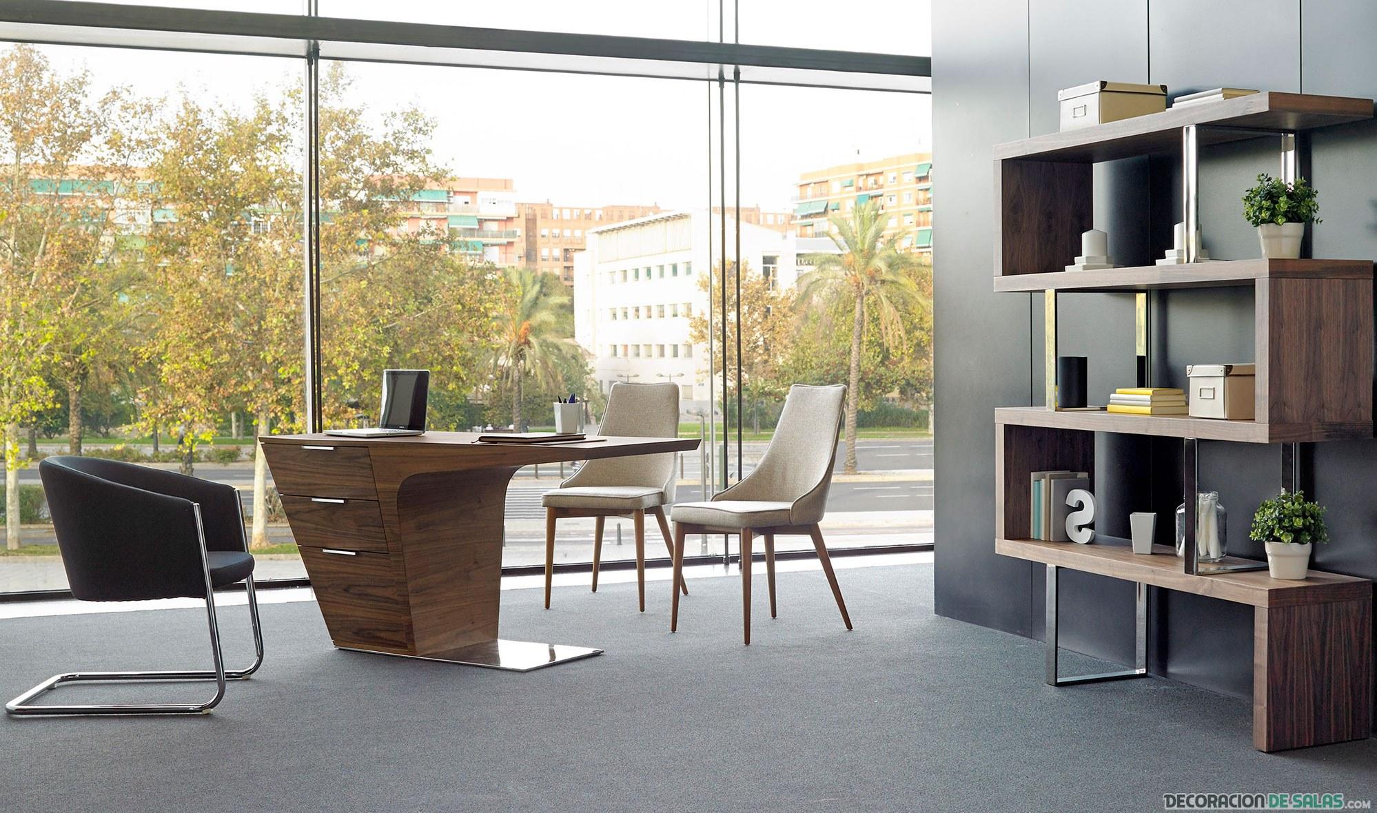 Los muebles m s b sicos para tu despacho for Muebles de despacho