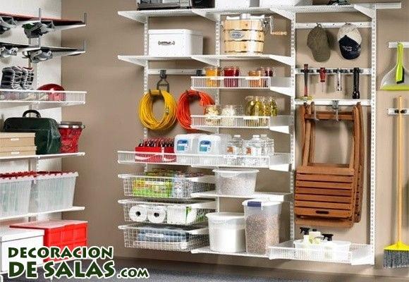 Organizar los trasteros - Muebles para trasteros ...