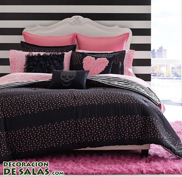 Ideas de dormitorios betsey johnson