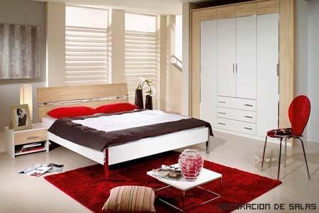 dormitorio brasileño